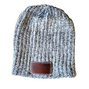 Love Your Melon MN State of Hockey Slouch Beanie